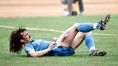 Indosport - Ewald Lienen saat berseragam Arminia Bielfeld
