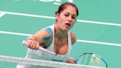 Indosport - Stefani Stoeva pebulutangkis Bulgaria