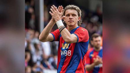 Conor Gallagher, pemain Crystal Palace. - INDOSPORT