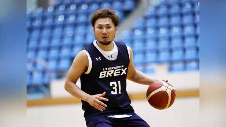 Utsunomiya Brex (tim basket Jepang). - INDOSPORT