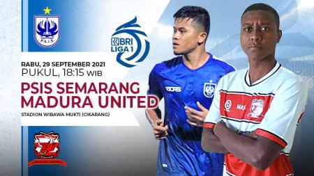 PSIS akan menghadapi Madura United pada pekan kelima Liga 1 2021/22, Rabu (29/09/21). - INDOSPORT