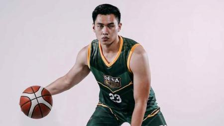 Vincent Sanjaya, pebasket Dewa United Surabaya - INDOSPORT
