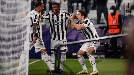 Federico Chiesa secara blak-blakan membeberkan rahasia kemenangan Juventus usai mengalahkan Chelsea di matchday kedua Liga Champions 2021-2022. - INDOSPORT