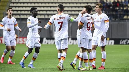 Berikut hasil pertandingan UEFA Conference League antara FK Zorya Luhansk vs AS Roma. Tampil dominan, Giallorossi sukses raih kemenangan besar. - INDOSPORT