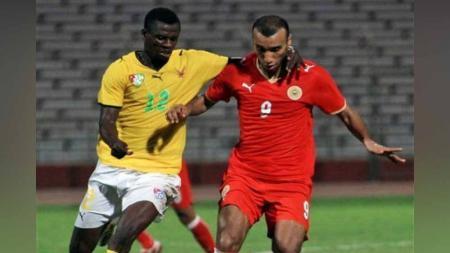 Timnas Togo 2010 vs Bahrain. - INDOSPORT