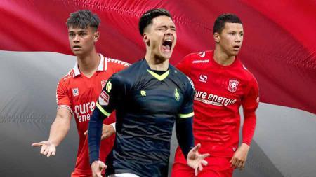 Lima berita terpopuler INDOSPORT pada Jumat (01/10/21) dalam Top 5 News dari pemain keturunan siap bela timnas Indonesia sampai AC Milan dapat tawaran Arsenal. - INDOSPORT