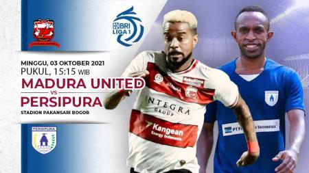 Prediksi Madura United vs Persipura Jayapura - INDOSPORT