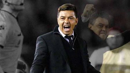 Marcelo Gallardo pelatih River Plate - INDOSPORT
