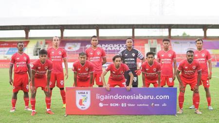 Skuat klub Liga 2, Kalteng Putra. - INDOSPORT