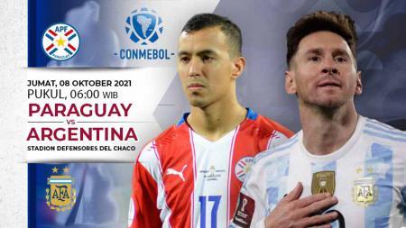 Prediksi Timnas Paraguay vs Argentina - INDOSPORT