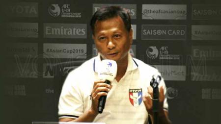 Pelatih Taiwan, Vom Ca-nhum. - INDOSPORT