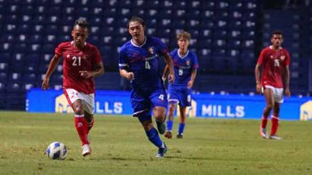 Terungkap! Ternyata ini salah satu rahasia di balik kemenangan timnas Indonesia atas Taiwan di ajang Kualifikasi Piala Asia 2023. - INDOSPORT