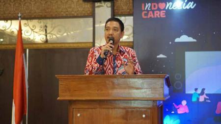 Anggota DPR RI, Yoyok Sukawi yang merespons surat teguran dari WADA - INDOSPORT