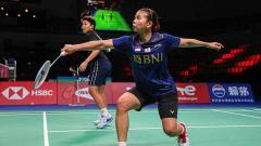 Indosport - Ganda putri Indonesia, Greysia Polii/Apriyani Rahayu.