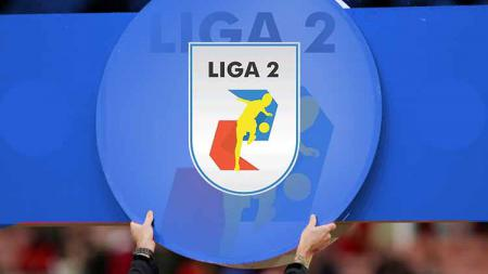 Logo Liga 2 2021 - INDOSPORT