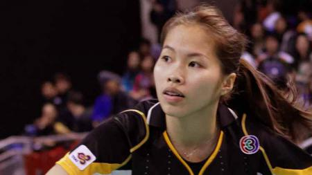Baru gabung ke tim bulutangkis Thailand, cedera harus datang memupus harapan Ratchanok Intanon dalam partisipasi pertamanya di semifinal Piala Uber 2020. - INDOSPORT