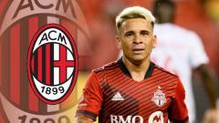 Indosport - Yeferson Soteldo, pemain Toronto FC asal Venezuela incaran AC Milan.