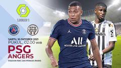 Indosport - Prediksi pertandingan antara Paris Saint-Germain vs Angers SCO (Ligue 1).