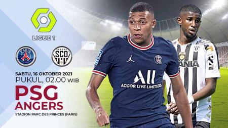 Prediksi pertandingan antara Paris Saint-Germain vs Angers SCO (Ligue 1). - INDOSPORT