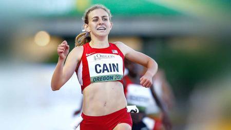 Mary Cain, atlet lari asal Amerika Serikat. - INDOSPORT
