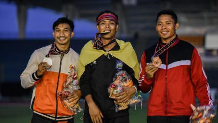Atlet Lari, Lalu Muhammad Zohri - INDOSPORT