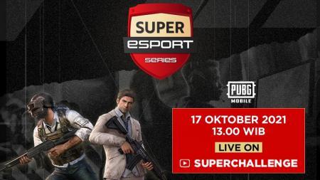 Kompetisi Super Esports Series Season 1. - INDOSPORT