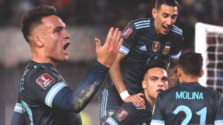 Argentina menang 1-0 atas Peru - INDOSPORT