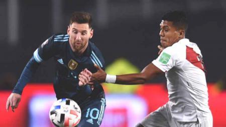 Berikut rekap hasil pertandingan Kualifikasi Piala Dunia 2022 zona CONMEBOL pada Jumat (15/10/21) pagi WIB, di mana Brasil dan Argentina kompak meraih 3 poin. - INDOSPORT