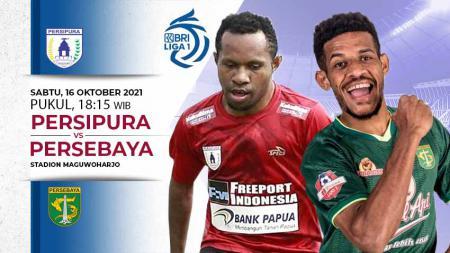 Prediksi Persipura Jayapura vs Persebaya Surabaya - INDOSPORT