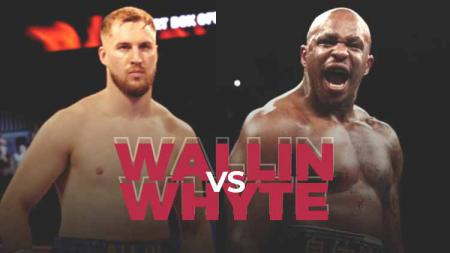 Berikut jadwal pertarungan tinju dunia yang berlangsung pada bulan Oktober 2021, di mana akan ada duel Dillian Whyte vs Otto Wallin. - INDOSPORT