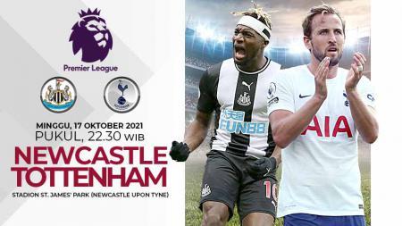 Berikut prediksi pertandingan lanjutan pekan kedelapan kompetisi Liga Inggris musim 2021-2022 antara Newcastle United vs Tottenham Hotspur. - INDOSPORT