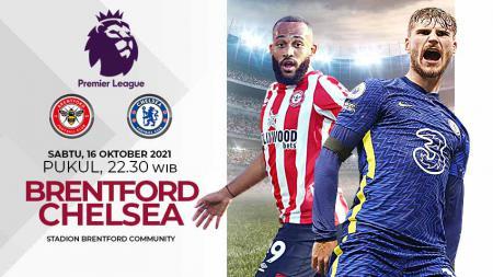 Berikut link live streaming pertandingan pekan ke-8 Liga Inggris 2021/22 yang mempertemukan Brentford vs Chelsea. - INDOSPORT