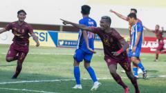 Indosport - Rekap Hasil dan Klasemen Liga 2: Sriwijaya FC Menggila dan Puncaki Grup A