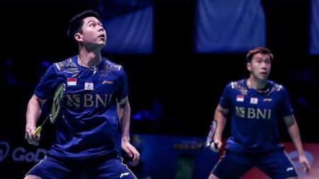 Jadwal Denmark Open Hari Ini: Kevin/Marcus Perang Saudara, Praveen/Melati Jumpa Malaysia - INDOSPORT