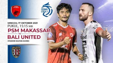 Prediksi PSM Makassar vs Bali United - INDOSPORT