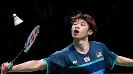 Keluarga dari Ng Tze Yong, tunggal putra muda Malaysia, merasa bangga anaknya bisa berhadapan dengan Jonatan Christie di Piala Thomas 2020. - INDOSPORT