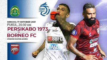 Prediksi Persikabo 1973 vs Borneo FC - INDOSPORT