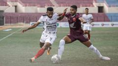 Indosport - PSM Makassar berhasil membuat Bali United menyerah dengan skor 2-1 pada laga ke-7 BRI Liga 1 2021-2022 di Stadion Sultan Agung, Minggu (17/10/21).