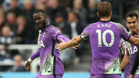 Para pemain Tottenham Hotspur. - INDOSPORT
