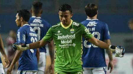Teja Paku Alam kiper Persib Bandung - INDOSPORT