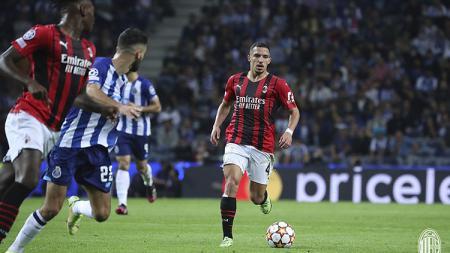 FC Porto vs AC Milan. - INDOSPORT