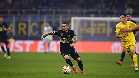 Inter Milan vs Sheriff di Liga Champions. - INDOSPORT