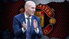 Indosport - Tolak Manchester United, Zinedine Zidane Lebih Tertarik Latih Klub Ini.