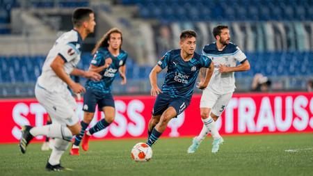 Lazio vs Marseille di Liga Europa. - INDOSPORT