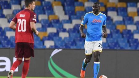 Napoli vs Legia Warsawa. - INDOSPORT