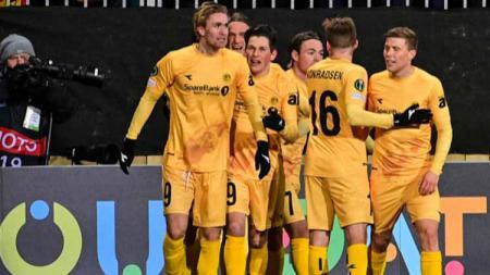 Bodo/Glimt membuat kejutan besar dengan menghajar AS Roma 6-1 di UEFA Conference League. Berikut profil tentang klub asal Norwegia tersebut. - INDOSPORT