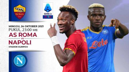 Prediksi AS Roma vs Napoli - INDOSPORT