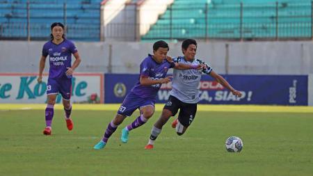 Hasil pertandingan pekan delapan BRI Liga 1 2021/2022 antara Persita Tangerang vs Tira-Persikabo yang digelar pada Jum'at (22/10/2021) dengan skor 2-1. - INDOSPORT
