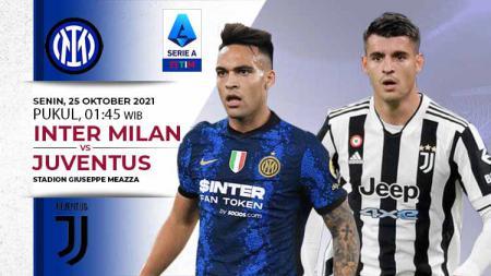 Prediksi Inter Milan vs Juventus - INDOSPORT