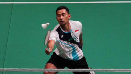 Pebulutangkis tunggal putra Indonesia, Tommy Sugiarto. - INDOSPORT